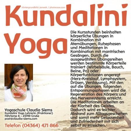Yoga Schule Ostholstein