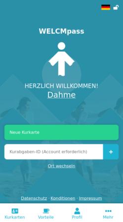 Digitaler Meldeschein